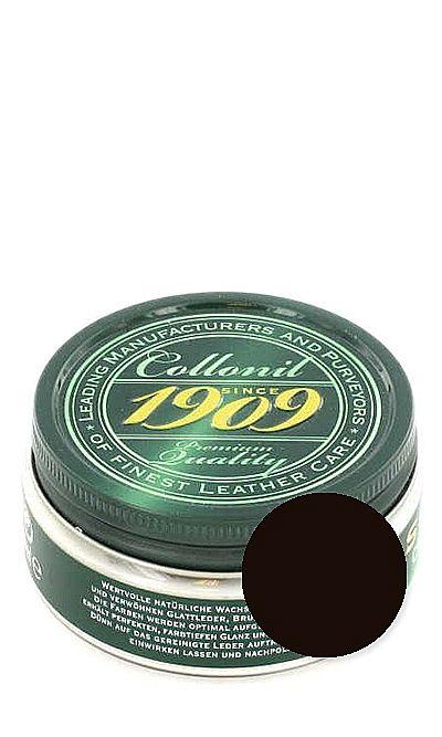 Czarny, wysokogatunkowy krem do butów Collonil 100 ml