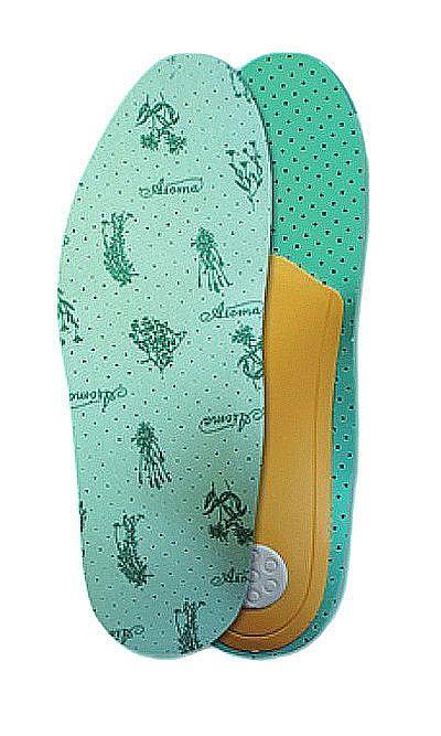 Wkładka profilowana, do butów sportowych, 453 Aroma Sport Mazbit