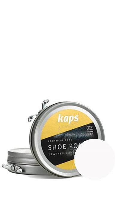 Bezbarwna, klasyczna pasta do butów Shoe Polish Kaps 50 ml
