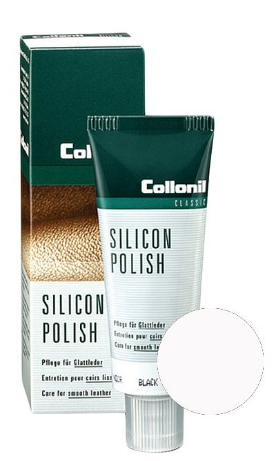 Bezbarwna pasta do butów, Silicon Polish Collonil 75 ml
