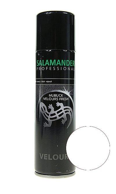 Bezbarwna pasta do zamszu nubuku Salamander, Velours Nubuk Fresh