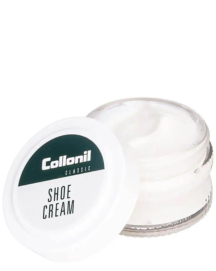 Bezbarwny krem do skóry licowej, Shoe Cream 050 Collonil