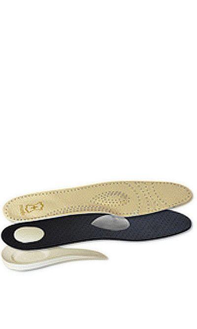 Wkładka do butów, profilowana, skórzana, Carlo MO308 Mazbit
