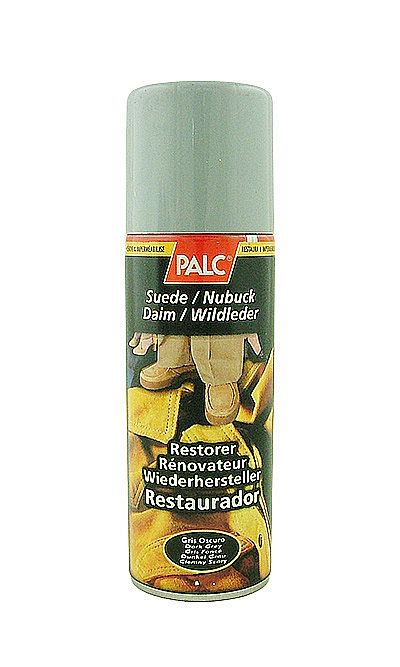 CIEMNOSZARA PASTA DO ZAMSZU NUBUKU SPRAY PALC