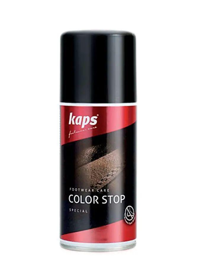 Preparat przeciw barwieniu skórzanych podszewek, Color Stop Kaps