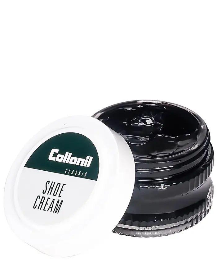 Czarny krem do skóry licowej, Shoe Cream 751 Collonil