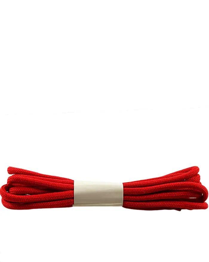 Czerwone, trekkingowe sznurówki do butów 200 cm Halan