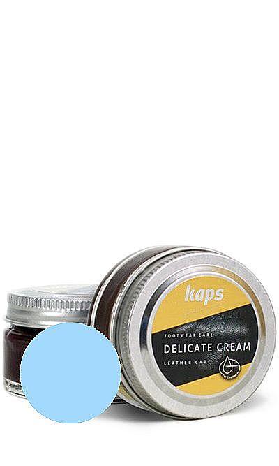 Błękitny krem do skóry licowej, Delicate Cream Kaps 121