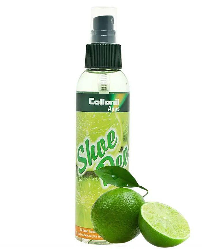 Dezodorant do butów do odświeżania, naturalny Lemon, Shoe Deo
