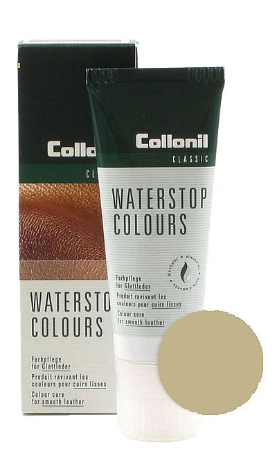 Pasta do butów, Waterstop Colours Collonil 273 Kiesel 75 ml
