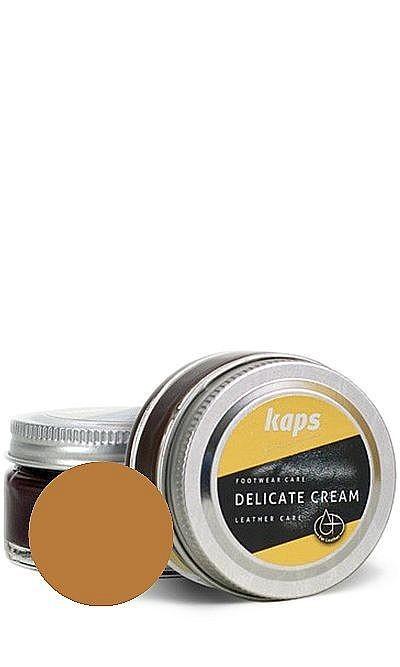 Krem do skóry licowej, Delicate Cream Kaps 408 miedź