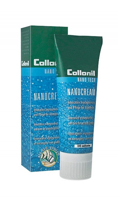 Krem Nano Nanocream Collonil, impregnat do butów w kremie