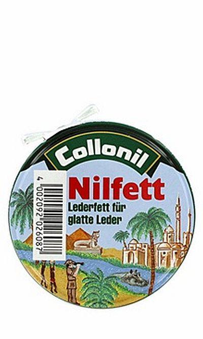 Naturalny tłuszcz do butów, do skóry licowej, Nilfett Collonil
