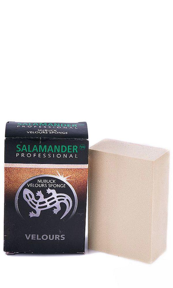 Gumka do czyszczenia zamszu, nubuku, Sponge Salamander