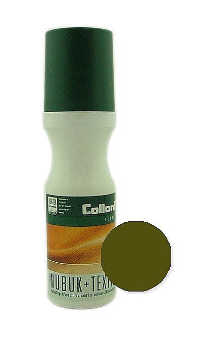 Oliwkowa pasta w płynie do zamszu, nubuku Nubuk Textile Collonil