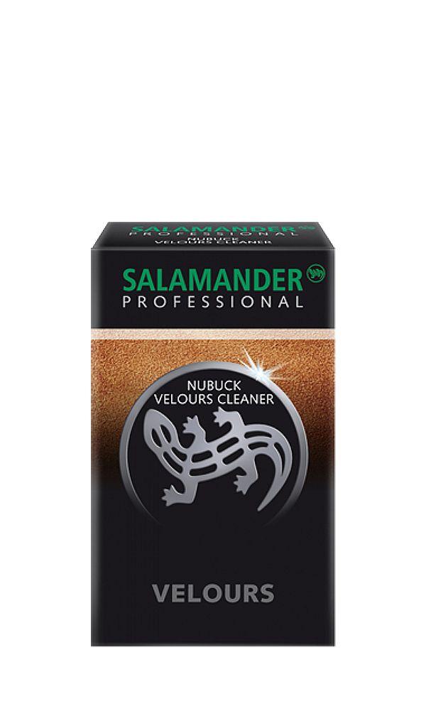 Gumka do czyszczenia butów zamszowych, nubuku, Cleaner Salamander