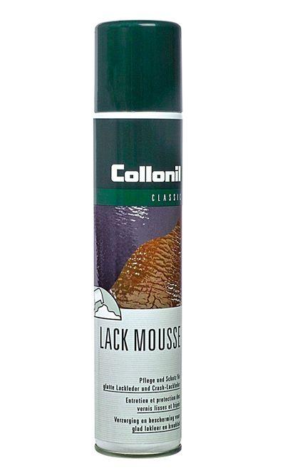 Pianka do pielęgnacji skór lakierowanych, Lack Mousse Collonil