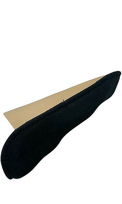 Rękawica skórzana do polerowania obuwia, Kaps Professional