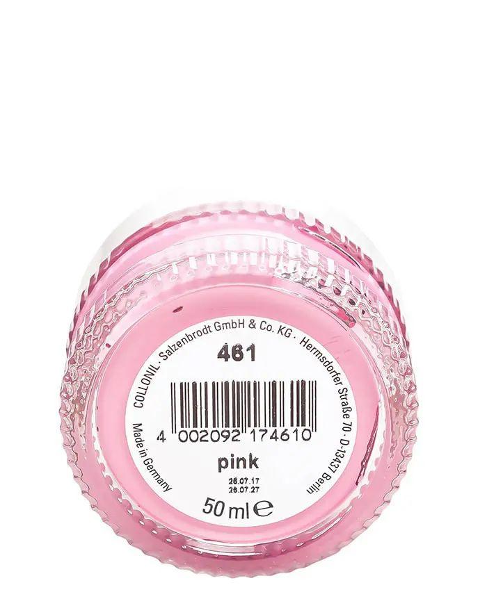 Różowy krem do skóry licowej, Shoe Cream 461 Collonil
