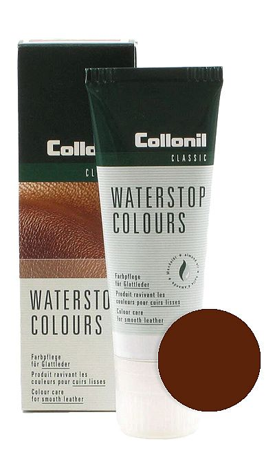 Pasta do butów, Waterstop Colours Collonil 326 Scotch 75 ml