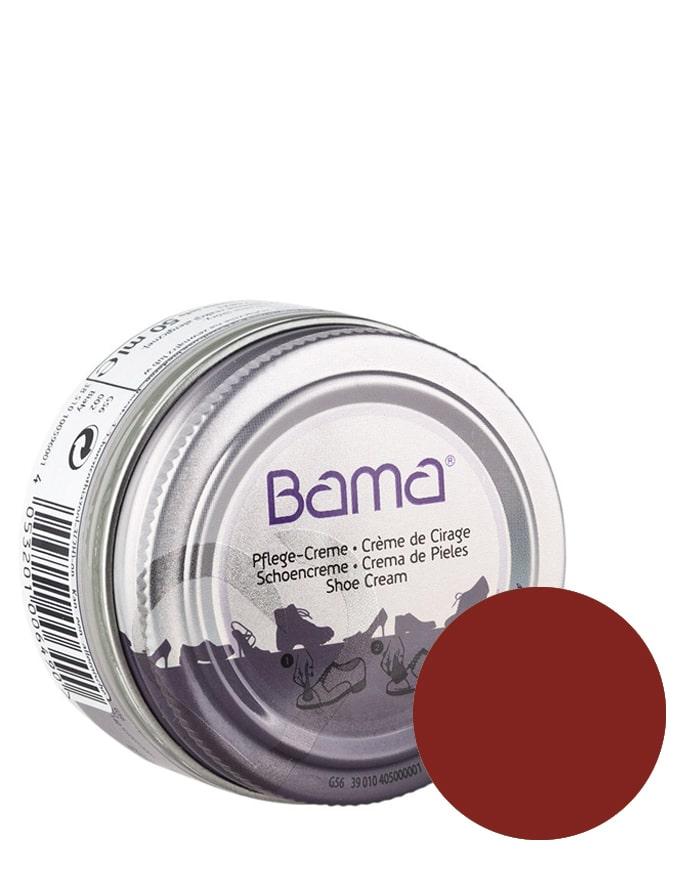 Shoe Cream G56 026 Bama, bordowy krem do butów