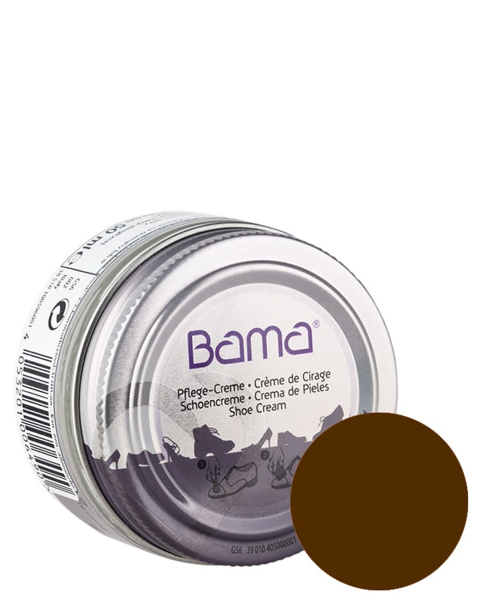 Shoe Cream G56 039 Bama, kasztanowy krem do butów