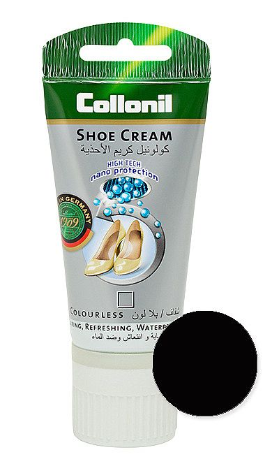 Czarna Nanopasta, krem do butów Shoe Cream Collonil