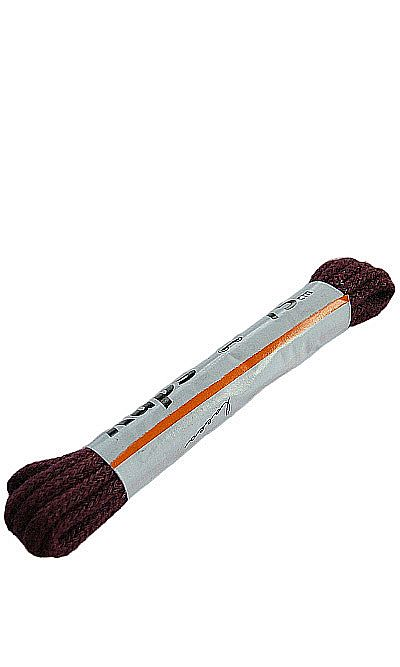 Bordowe sznurówki do butów okrągłe cienkie 90 cm Kaps