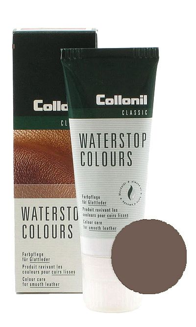 Pasta do butów, Waterstop Colours Collonil 379 Taupe 75 ml