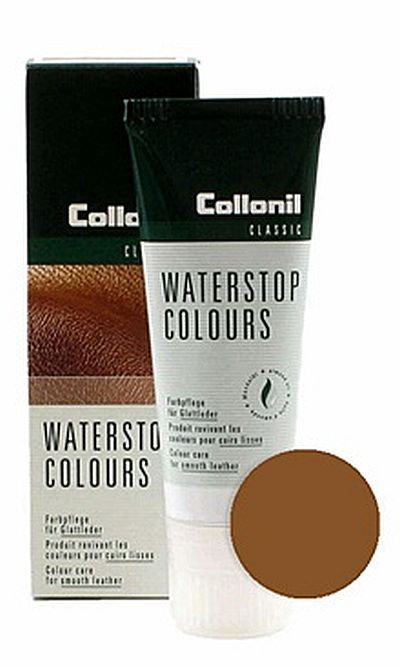 Pasta do butów, Waterstop Colours Collonil 310 Camel 75 ml