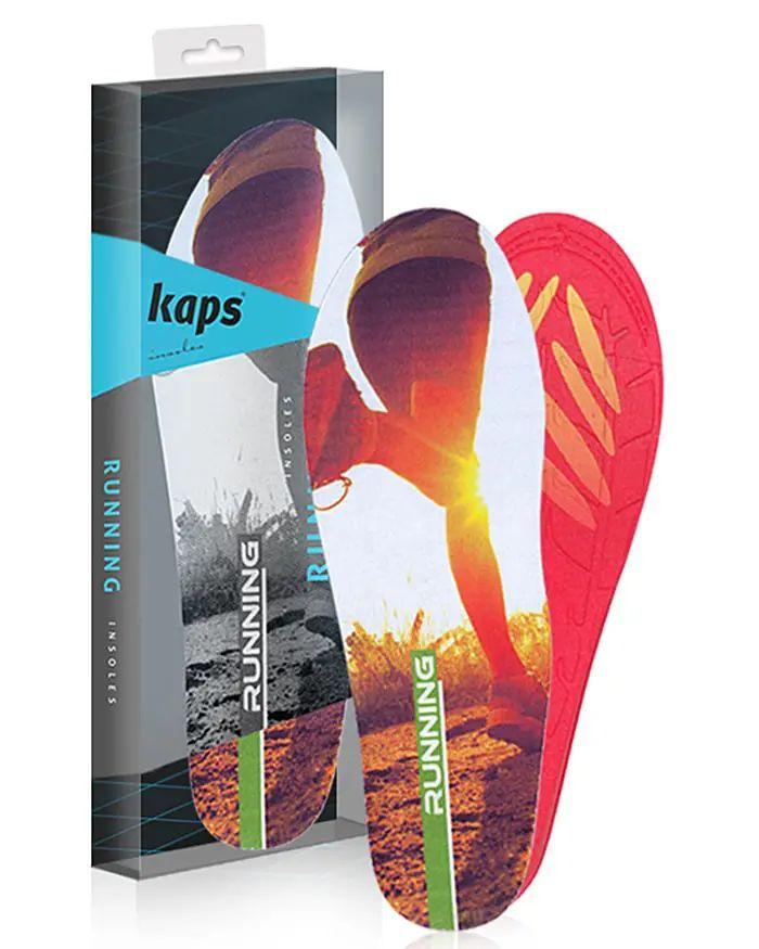 Wkładka do biegania, do butów sportowych, Running Kaps