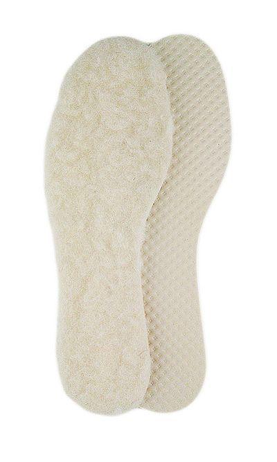 Zimowa wkładka do butów na niskie temperatury, Wool Bama