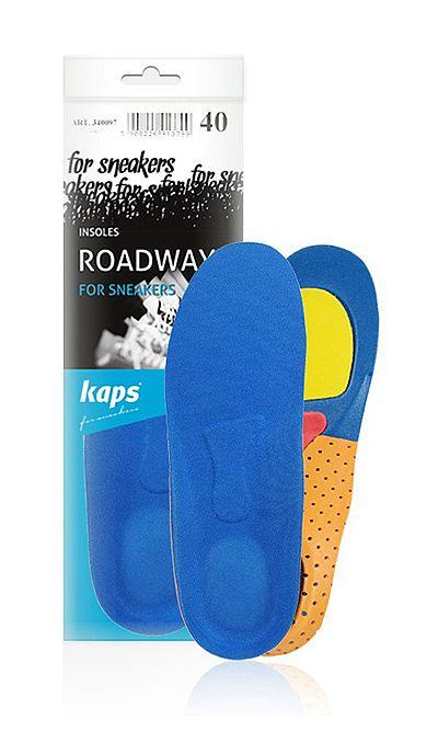 Wkładka profilowana do butów, Roadway Sneakers Kaps