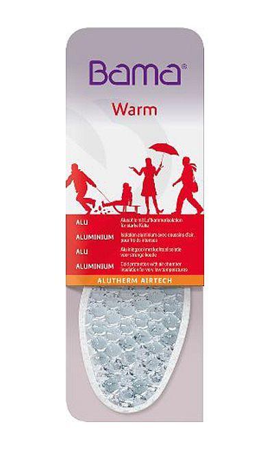 Zimowa wkładka do butów na niskie temperatury, Alu Therm Airtech